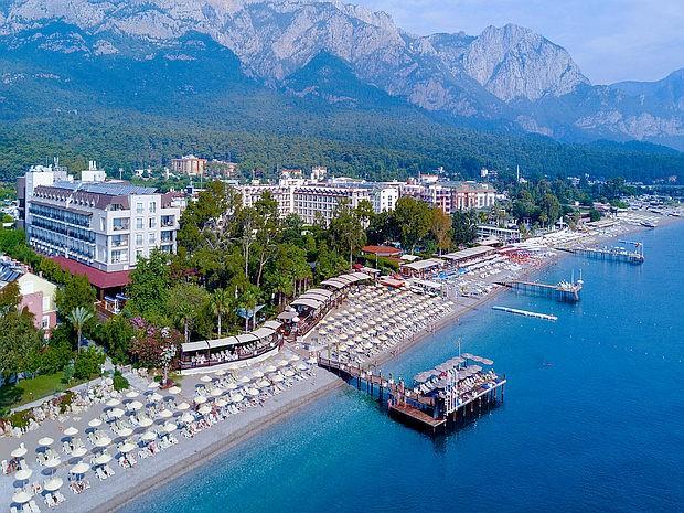 курорт Кемер, Турция